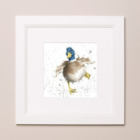 A Waddle And A Quack Wrendale Country Set Small Frame