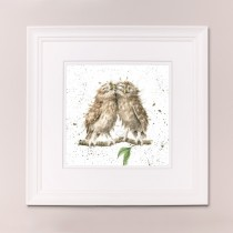 Anniversary Owls Wrendale Zoology Set Large Frame
