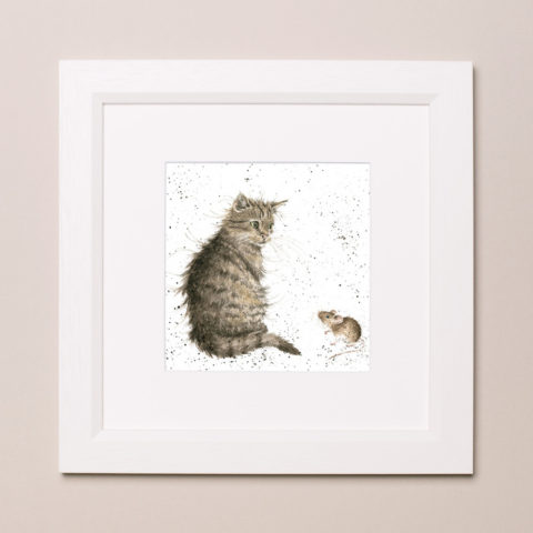 Cat And Mouse Wrendale Country Set Small Frame