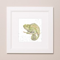 Chameleon Wrendale Zoology Set Small Frame