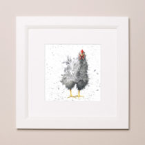 Curious Hen Wrendale Country Set Small Frame