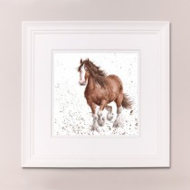 Feathers Wrendale Country Set Large Frame