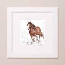 Feathers Wrendale Country Set Small Frame