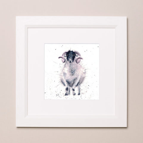 Feeling Sheepish Wrendale Country Set Small Frame