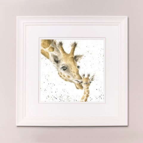 First Kiss Wrendale Country Set Large Frame