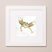 Flight Of The Amphibian Wrendale Country Set Small Frame