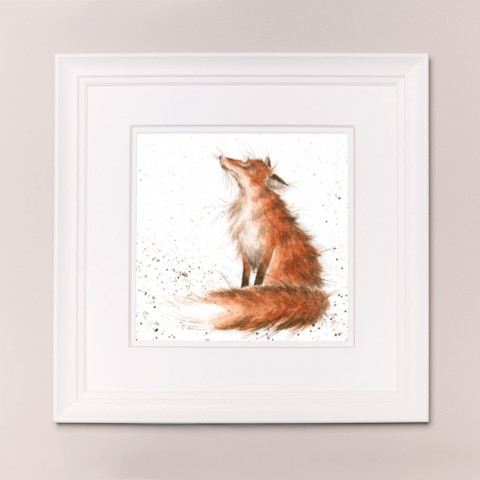 Foxy Wrendale Country Set Large Frame