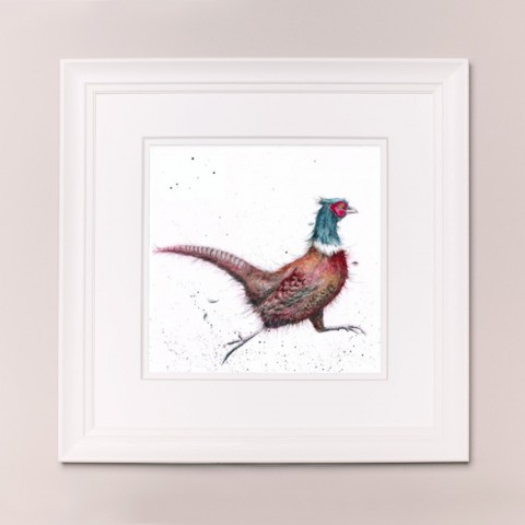 Game Bird Wrendale Country Set Large Frame