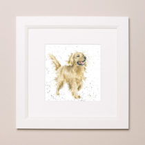 Golden Boy Wrendale Country Set Small Frame