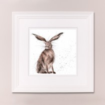 Good Hare Day Wrendale Country Set Large Frame