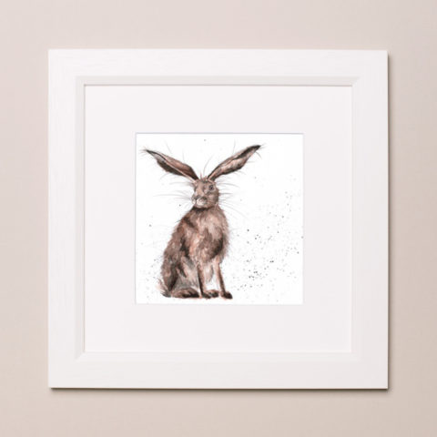 Good Hare Day Wrendale Country Set Small Frame