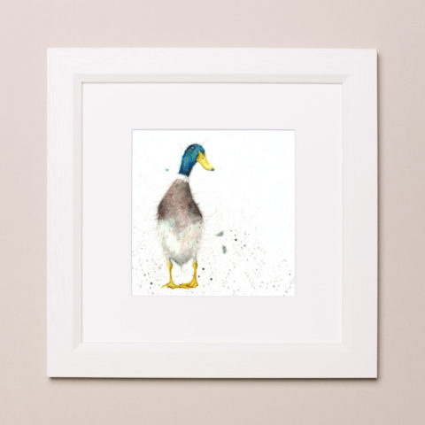 Guard Duck Wrendale Country Set Small Frame
