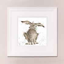 Hare Brained Wrendale Country Set Large Frame