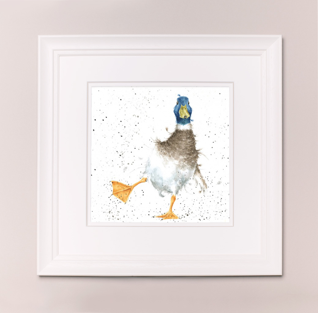 Wrendale Designs Large Print Party Animal Coach House Art