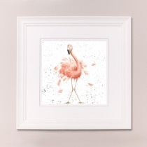 Pretty In Pink Wrendale Zoology Set Large Frame