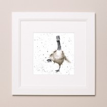 Strictly Goose Dancing Wrendale Country Set Small Frame