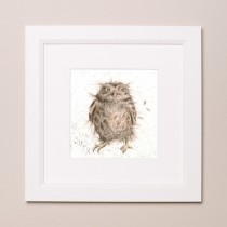 What A Hoot Wrendale Country Set Small Frame